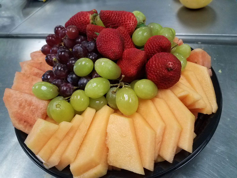 Fresh Fruit Tray (4 fruits)