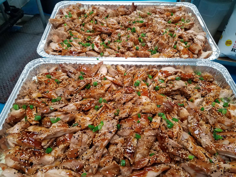 Kona Style Teriyaki Chicken