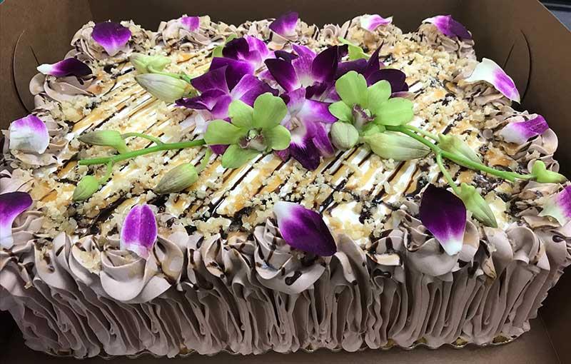 Surprising Kona Kakes Home Of The Macadamia Nut Cake Funny Birthday Cards Online Necthendildamsfinfo